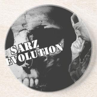 Sarz Revolution Coasters