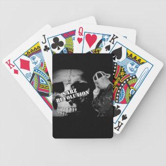 Sarz Revolution Playing Cards