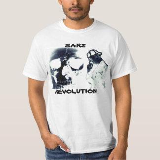 Sarz Revolution White T Shirt