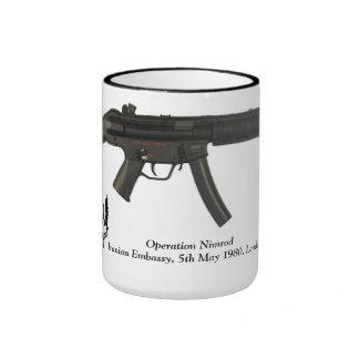 SAS Iranian Embassy Siege mug