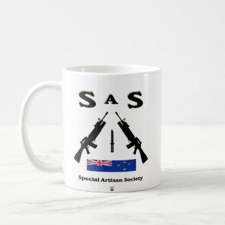 SAS (SOCIEDAD ESPECIAL) DEL ARTESANO NZ TAZA CLÁSICA