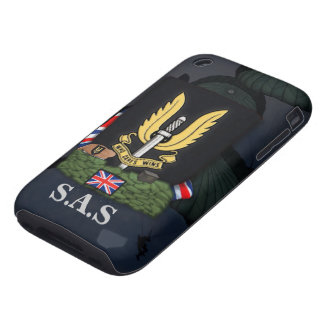 SAS special air service beret badge iphone case. iPhone 3 Tough Cover