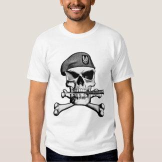 SAS Special Air Service Skull Tee Shirt