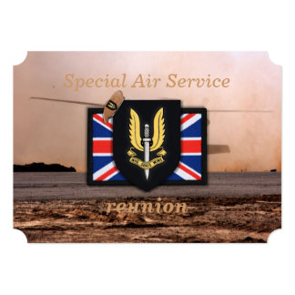 sas special air service veterans vets card