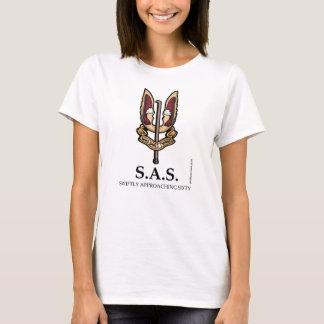 'SAS - Steadily Approaching Sixty' Women's T-Shirt