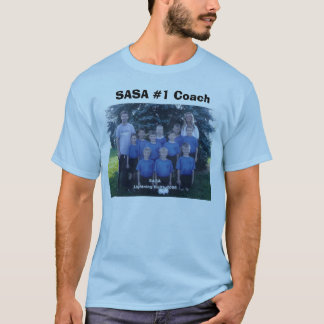 SASAU10#8, SASA #1 Coach T-Shirt
