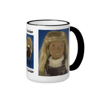 Sasha and Gregor London cup Coffee Mugs