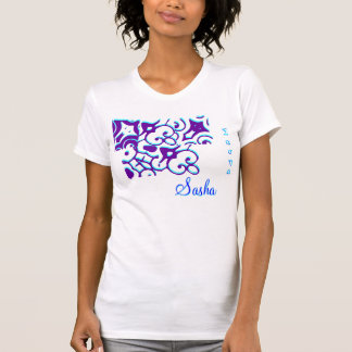 Sasha Designer Name T-Shirt