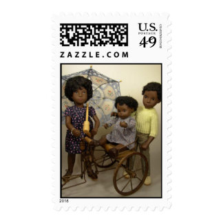 Sasha Doll black Family Postage
