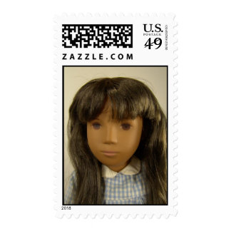 Sasha Doll Gingham Postage