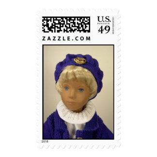 Sasha Doll Gregor Postage