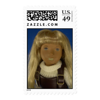 Sasha Doll London Postage