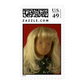 Sasha Doll Long Dress Postage