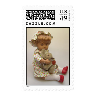 Sasha Doll Postage