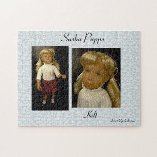 Sasha Doll puzzle Kilt