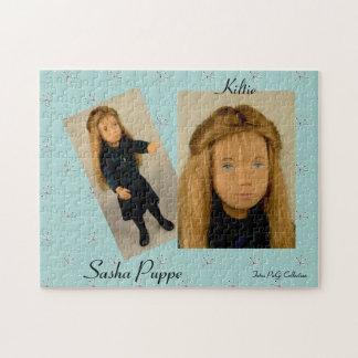 Sasha Doll puzzle Kiltie