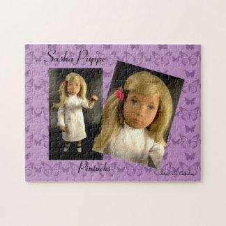 Sasha Doll puzzle Pintucks