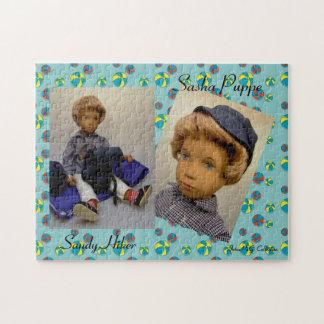 Sasha Doll puzzle Sandy Hiker