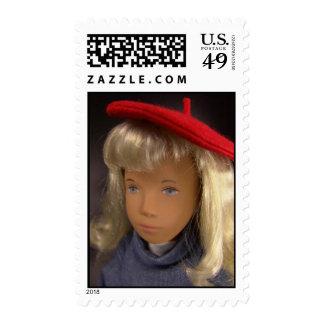Sasha Doll Sailing Suite Postage