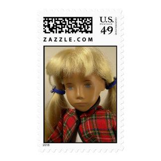 Sasha Doll Serie Balett Postage