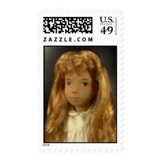 Sasha Doll Silk Dress Postage