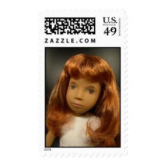 Sasha Doll with Dress Postage