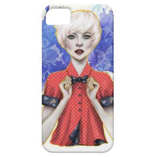 Sasha iPhone SE/5/5s Case