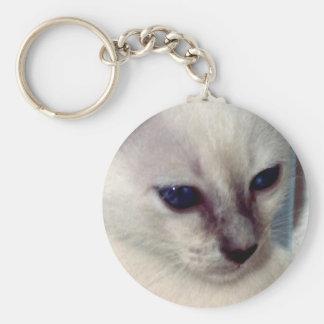 Sasha Kitten Keychain