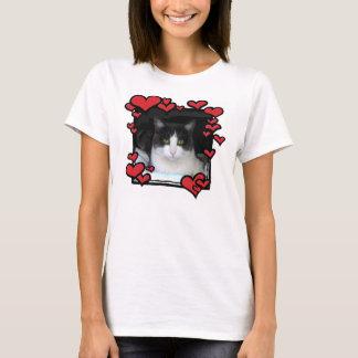 Sasha Kitty Tee Shirts