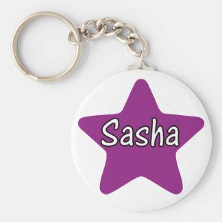 Sasha Star Key Chain
