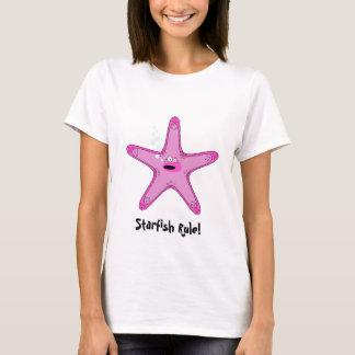 Sasha Starfish Womens T-shirt