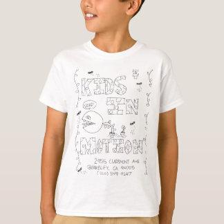 Sasha's Kids In Motion Shirt