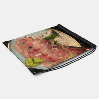 Sashimi 刺身 drawstring bag