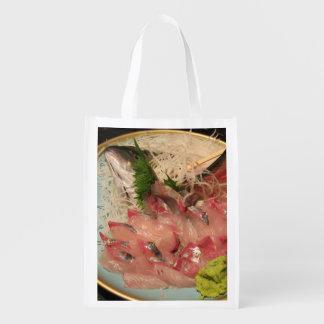 Sashimi 刺身 grocery bag