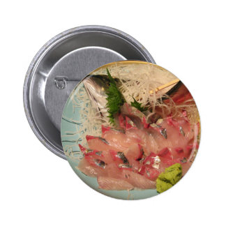 Sashimi 刺身 Japanese Food Buttons