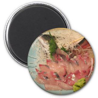 Sashimi 刺身 ... Japanese Food Magnet