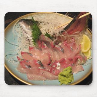 Sashimi 刺身 ... Japanese Food Mouse Pad