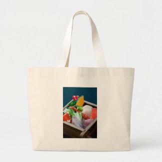 Sashimi. Bag