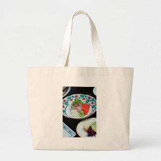 Sashimi. Canvas Bags