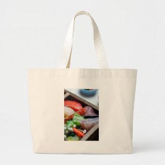 Sashimi Canvas Bags