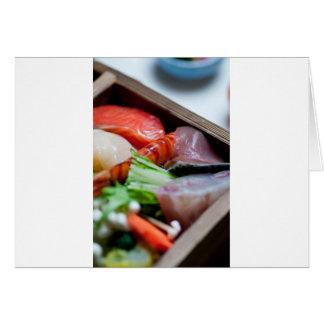 Sashimi Card