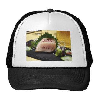Sashimi Mekajiki Swordfish Wasabi Raw Fresh Trucker Hat