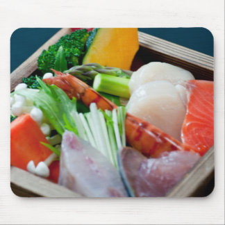 Sashimi. Mouse Pad