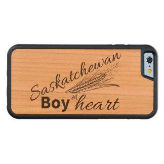 Saskatchewan boy at heart Cel cover