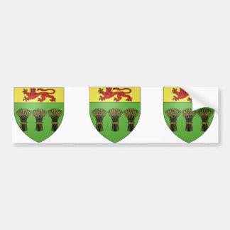 Saskatchewan, Canada Bumper Sticker