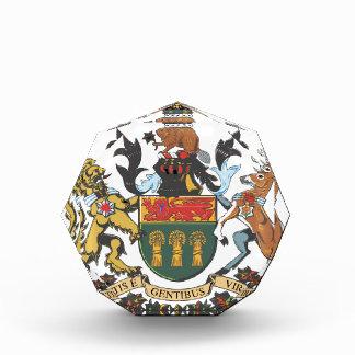 Saskatchewan Canada Coat of Arms Awards