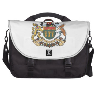 Saskatchewan (Canada) Coat of Arms Laptop Bags