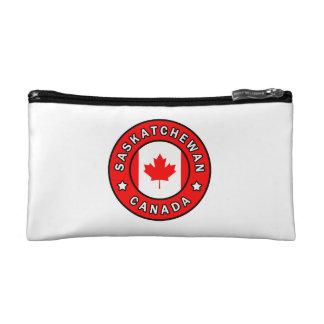 Saskatchewan Canada Cosmetic Bag