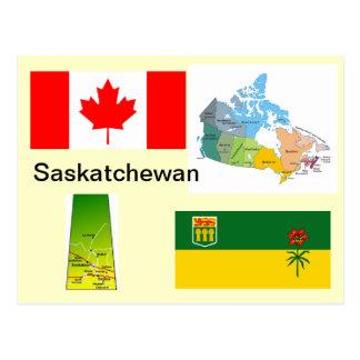 Saskatchewan Canadá Postal