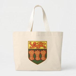 Saskatchewan Coat of Arms (alternate) Tote Bag